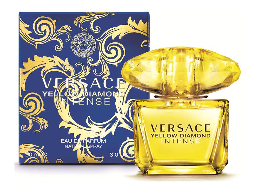 Yellow Diamond Intense Versace аромат - аромат для жінок 2014 4d5e52bbfeaae