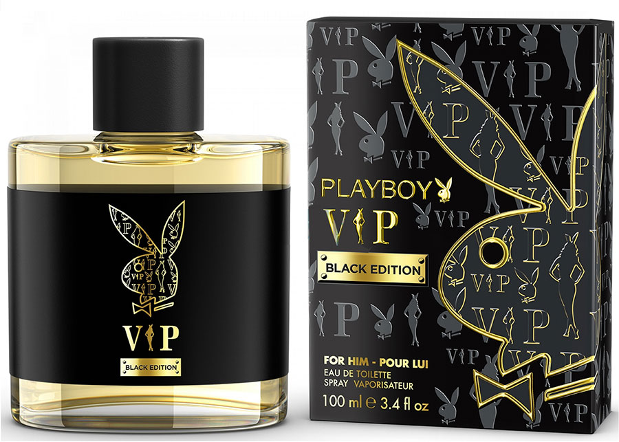 Playboy VIP for Him Black Edition Playboy dla mężczyzn