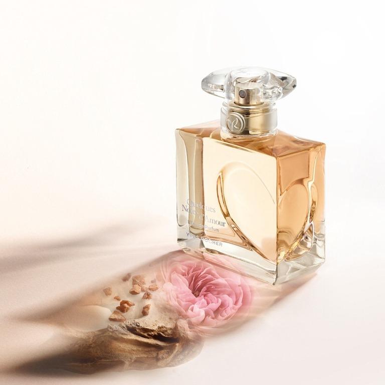 Quelques Notes Damour Yves Rocher Parfum Un Parfum Pour Femme 2014
