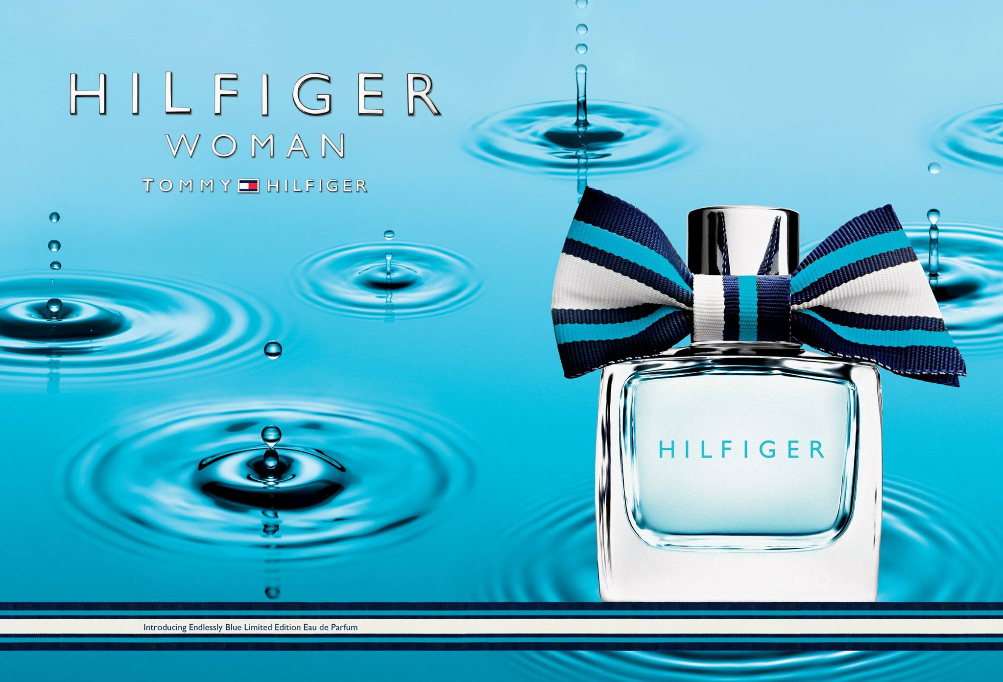 bfb95702 Hilfiger Woman Endlessly Blue Tommy Hilfiger perfume - a fragrance ...