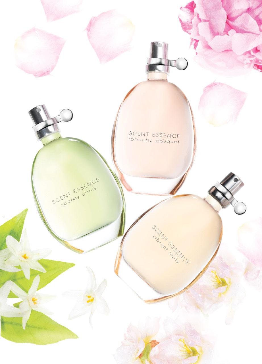 Scent Essence Romantic Bouquet Avon Perfume A Fragrance For