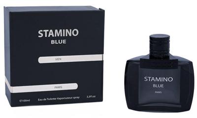 Stamino Blue Prime Collection одеколон аромат для мужчин