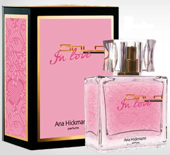 Gold In Love Ana Hickmann Perfume A Fragrance For Women 2012