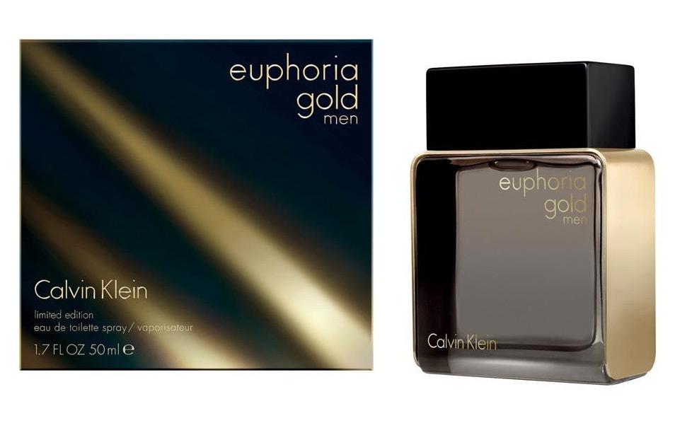 Euphoria Gold Men Calvin Klein одеколон аромат для мужчин 2014