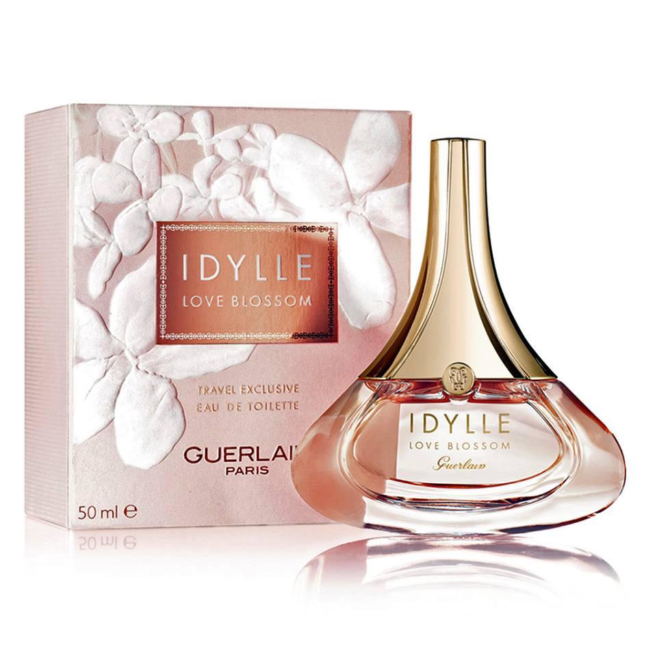 Idylle Love Blossom Guerlain Perfume A Fragrance For Women 2014 Kenzo Flower Woman Edt 100 Ml Original Free Vial Pictures