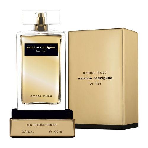 Rodriguez Narciso Kuzipoxt Amber Pour 2013 Femme Parfum Musc Un ZOiuPkX
