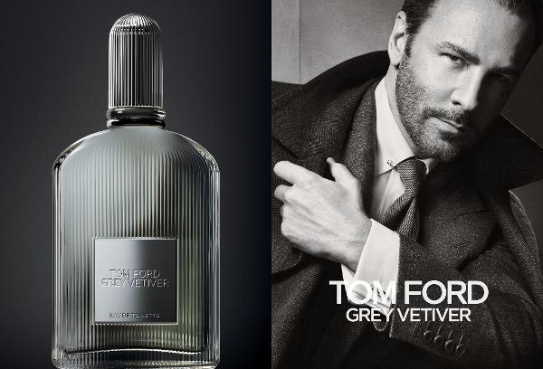 Grey Vetiver Eau de Toilette di Tom Ford da uomo