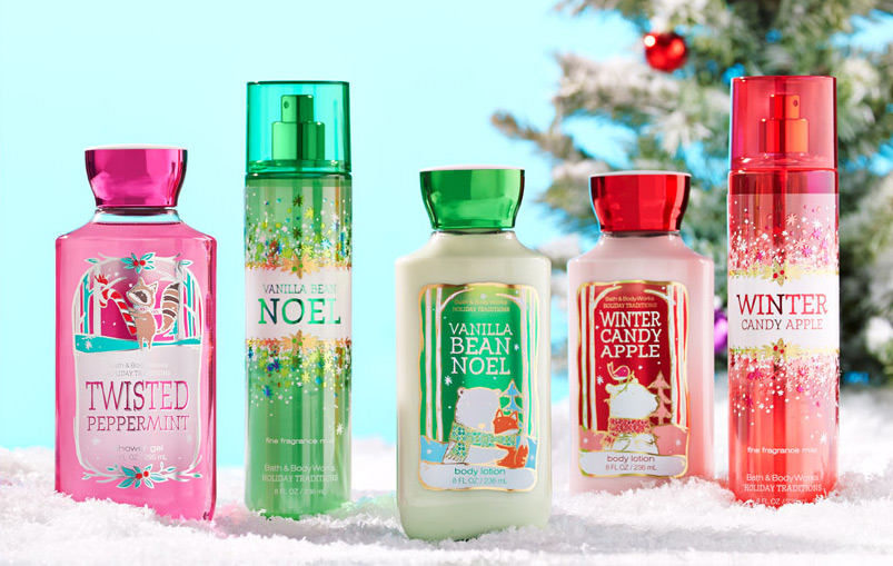 twisted peppermint bath and body works perfume a fragrance for