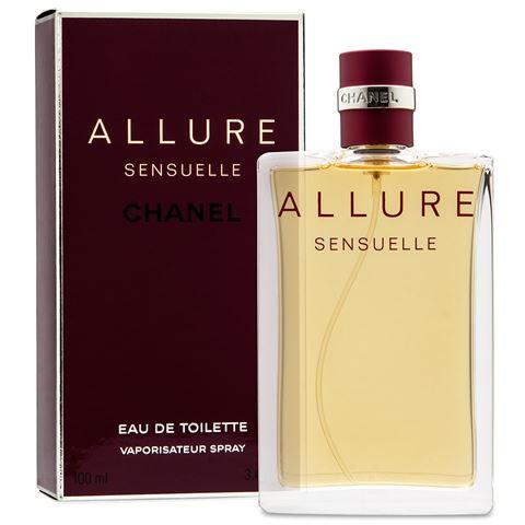 Allure Sensuelle Eau De Toilette Chanel Parfum Un Parfum Pour