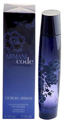 0a2d4d726fc21 Armani Code Elixir Giorgio Armani perfume - a fragrance for women 2007