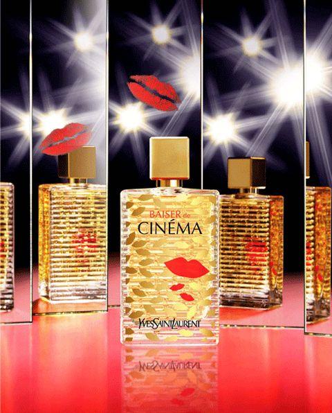 Baiser De Cinema Yves Saint Laurent Perfume A Fragrance For Women 2007