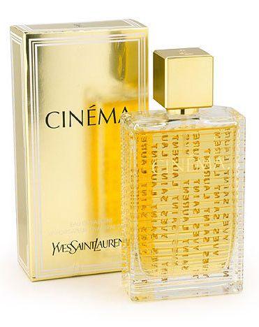 Cinema Yves Saint Laurent Parfum Un Parfum Pour Femme 2004