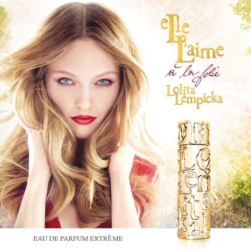 elle l 39 aime a la folie lolita lempicka perfume a fragrance for women 2014. Black Bedroom Furniture Sets. Home Design Ideas