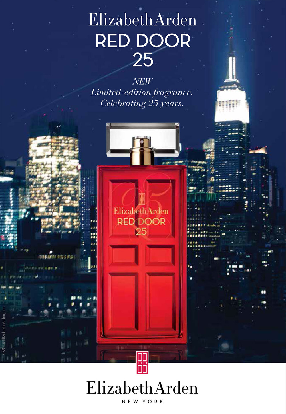... Red Door 25 Eau de Parfum Elizabeth Arden for women Pictures. On the occasion of the 25th anniversary of the perfume ...