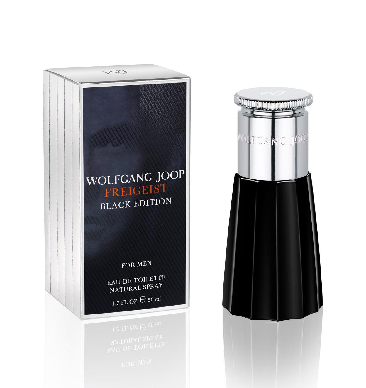 an vorderster Front der Zeit Super Qualität Super süße Wolfgang Joop Freigeist Black Edition Joop! for men