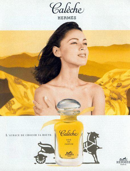 Caleche Soie Hermès De Femme Parfum Pour TF1KJu5lc3