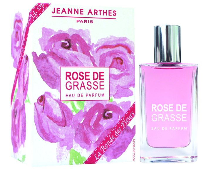 Rose De Grasse Jeanne Arthes Perfume A Fragrance For Women 2014