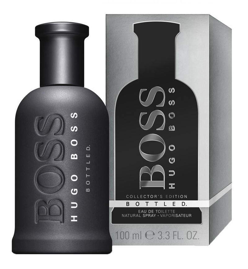 outlet buy online latest design Boss Bottled Collector's Edition Hugo Boss for men