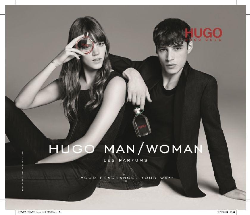 5bfcc8b90f2 Hugo Woman Eau de Parfum Hugo Boss perfume - a fragrance for women 2015