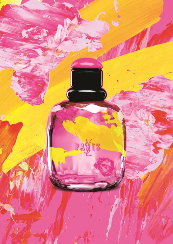 Paris Premieres Roses 2015 Yves Saint Laurent perfume - a fragrance for women 2015