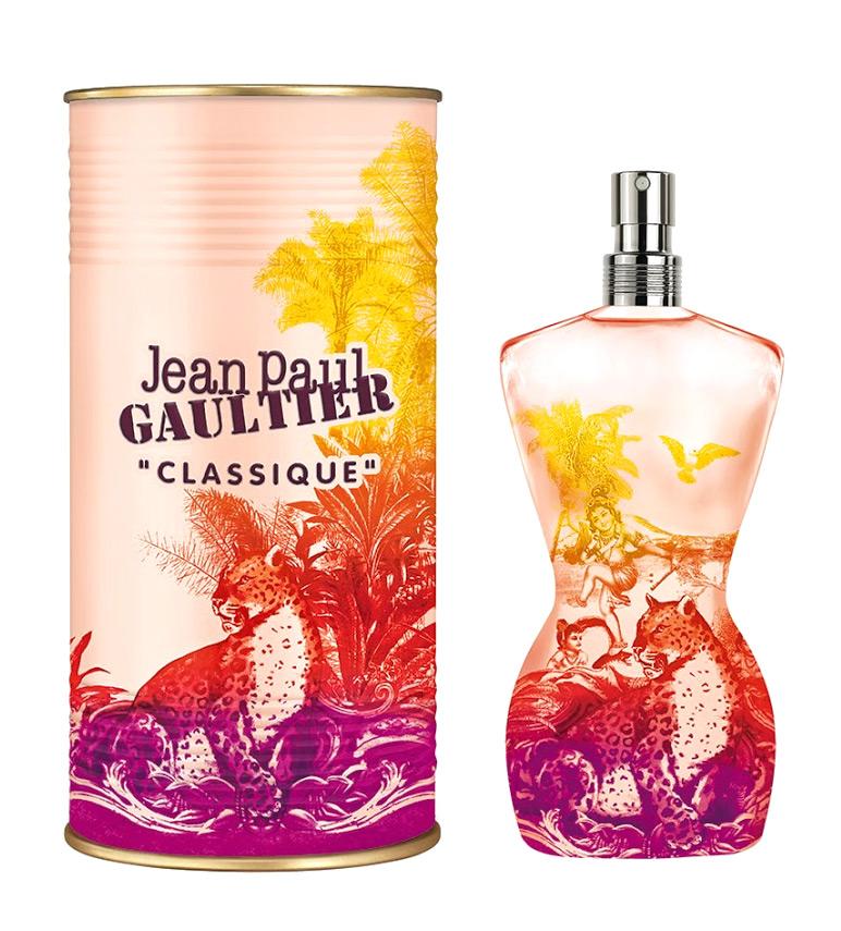 e822735921 Classique Summer 2015 Jean Paul Gaultier perfume - a fragrance for ...