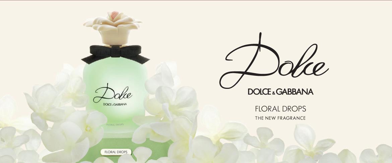 Dolce Drops Floral Femme Pour Dolce amp;gabbana NkXnwP80OZ