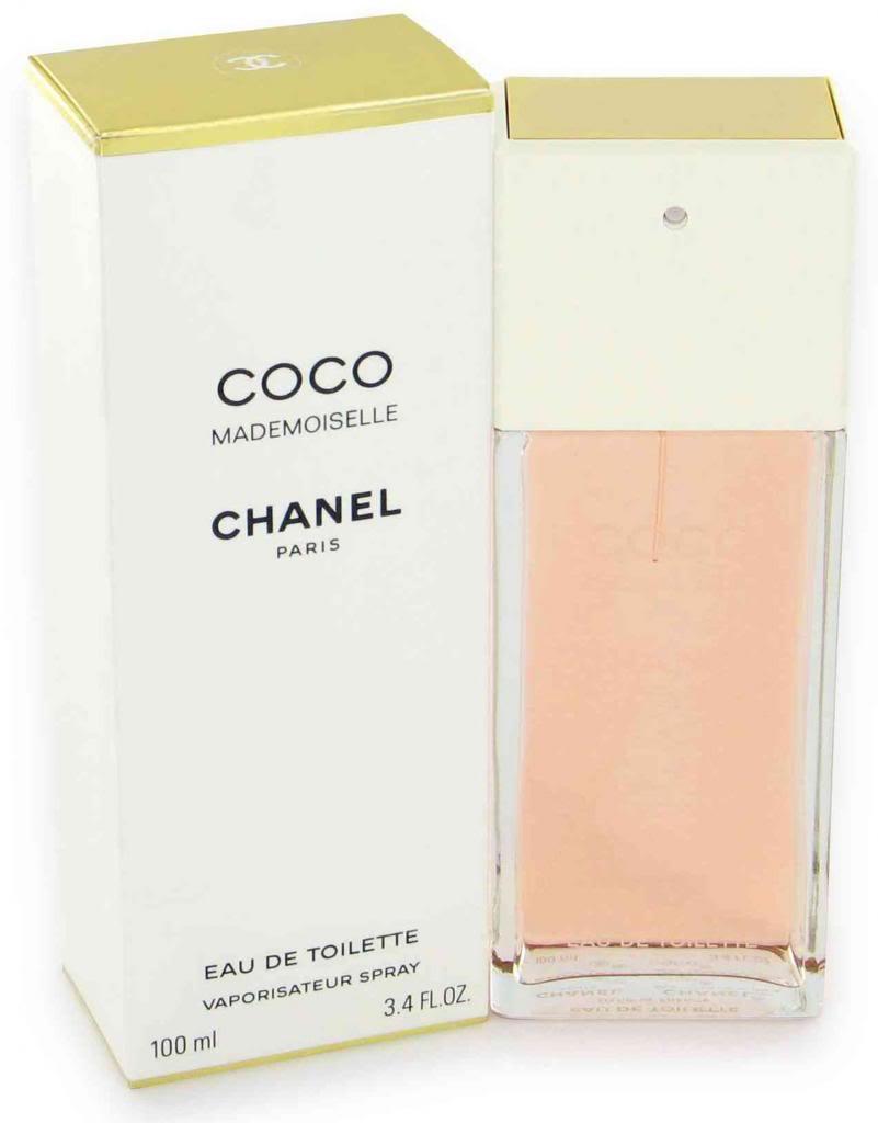 Coco Mademoiselle Eau De Toilette Chanel Parfum Un Parfum Pour