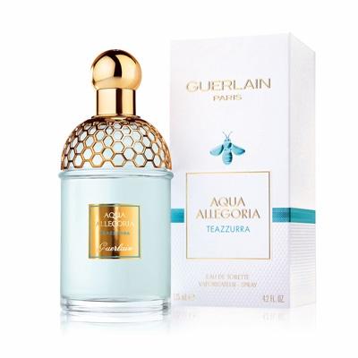 Teazzurra Guerlain Pour Allegoria Et Femme Homme Aqua xWBerdCo