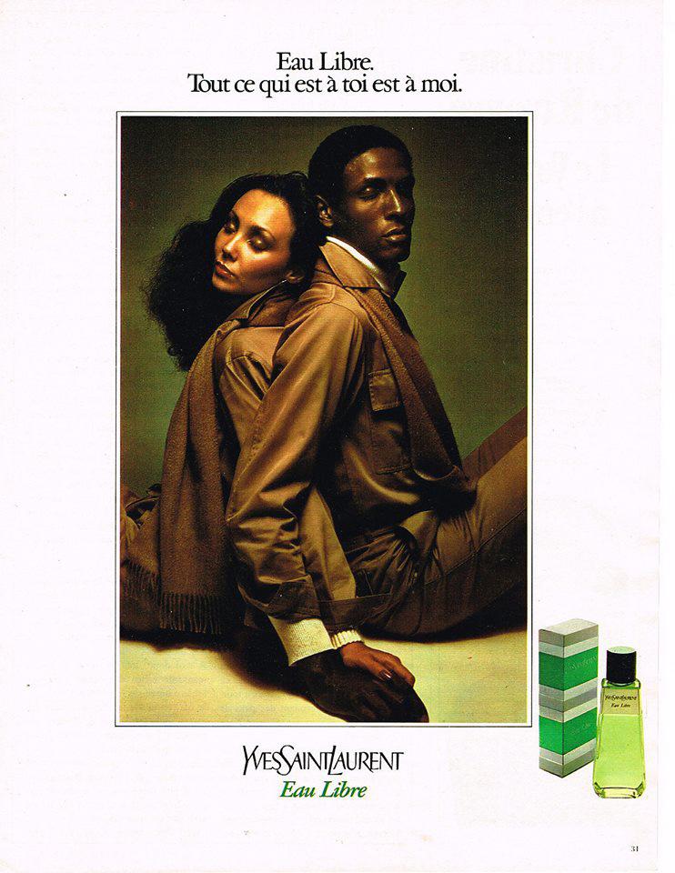 Eau Femme Homme Parfum Un Saint Pour Libre Yves Laurent 1975 Et dsrCBtQxh
