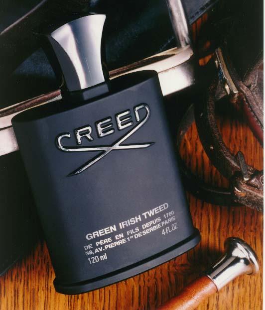 Green Irish Tweed Creed voor heren