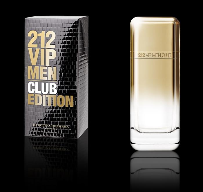 Vip Men Club Edition Carolina Herrera Cologne A Fragrance For Men 2015