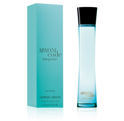 59c6020308f6 Armani Code Turquoise for Women Giorgio Armani perfume - a fragrance ...
