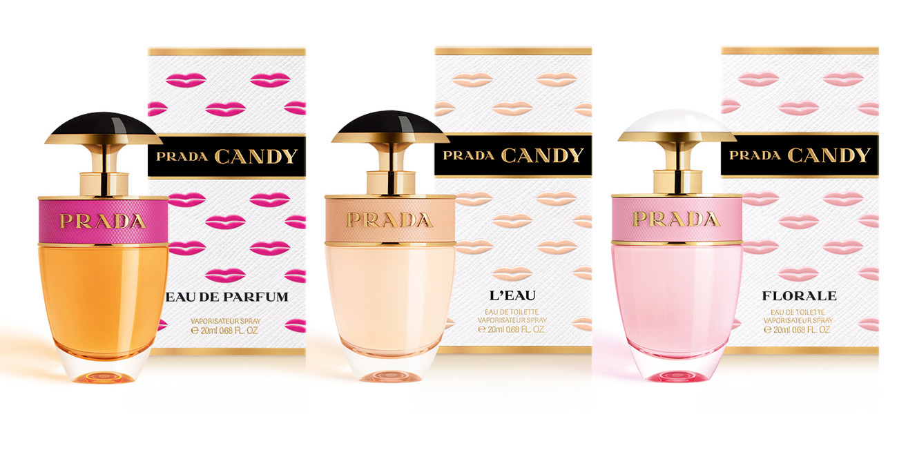 Candy L'eau Kiss Prada Collection For Women TlF1KJc3