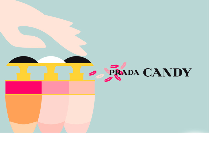 f1ecf119 Kiss Collection Prada Candy Florale Kiss Prada for women