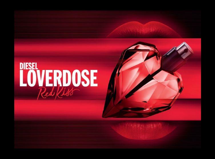 Loverdose Red Kiss Diesel аромат аромат для женщин 2015