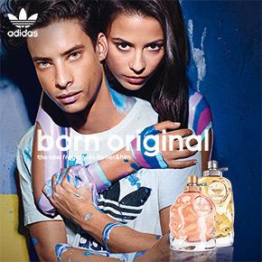 parfums hommes adidas born original