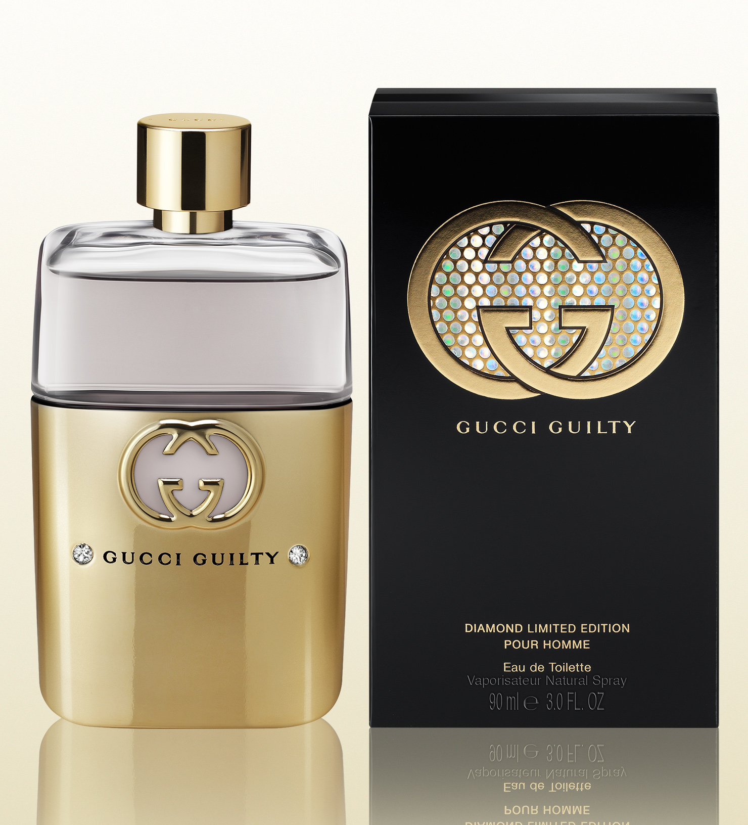 f7d169b8a Gucci Guilty Pour Homme Diamond Gucci cologne - a fragrance for men 2014