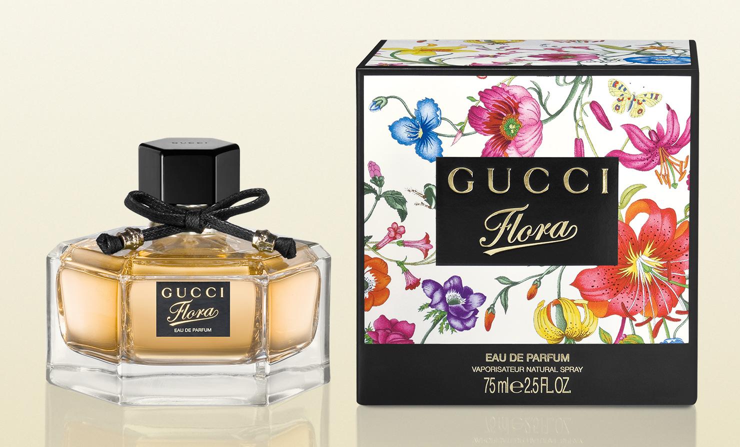 Flora by Gucci Eau de Parfum Gucci perfume - una fragancia para ... 243cdc9343b