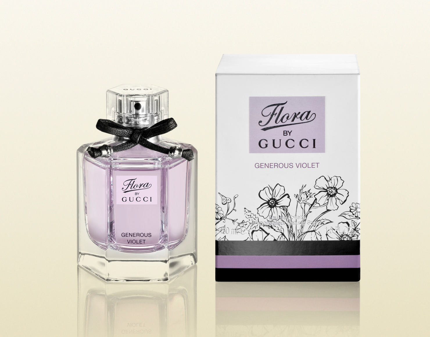 4cdf57bbc Flora by Gucci Generous Violet Gucci perfume - a fragrance for women ...