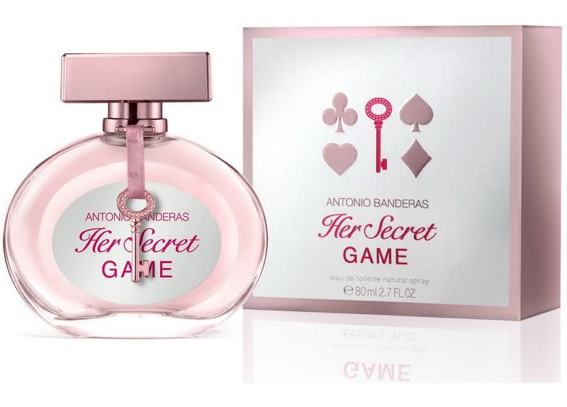 734116baa Her Secret Game Antonio Banderas perfume - una fragancia para ...