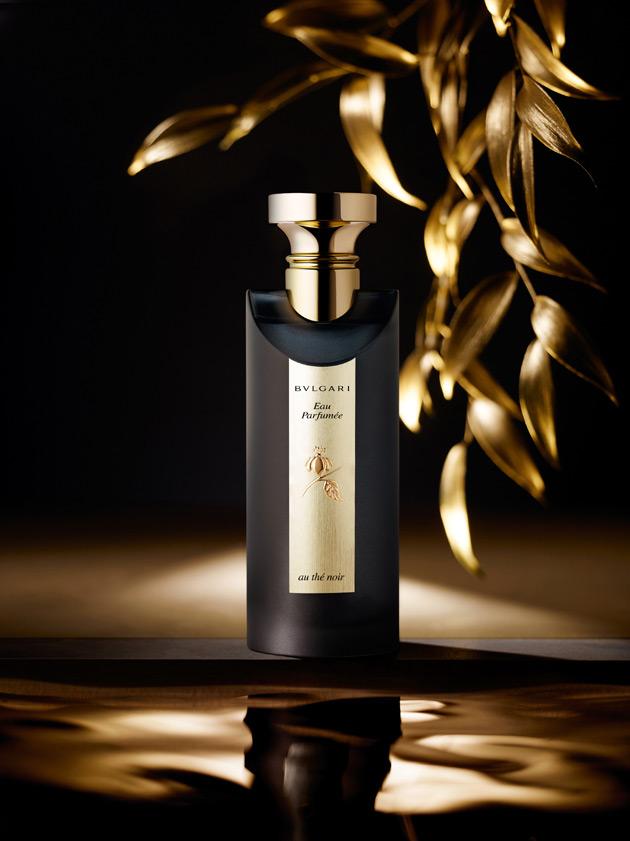 Eau Parfumee Au The Noir Bvlgari Perfume A Fragrance For Women And