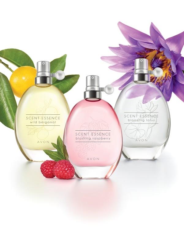 Dodatkowe Scent Essence - Blushing Raspberry Avon perfume - a fragrance for CC33