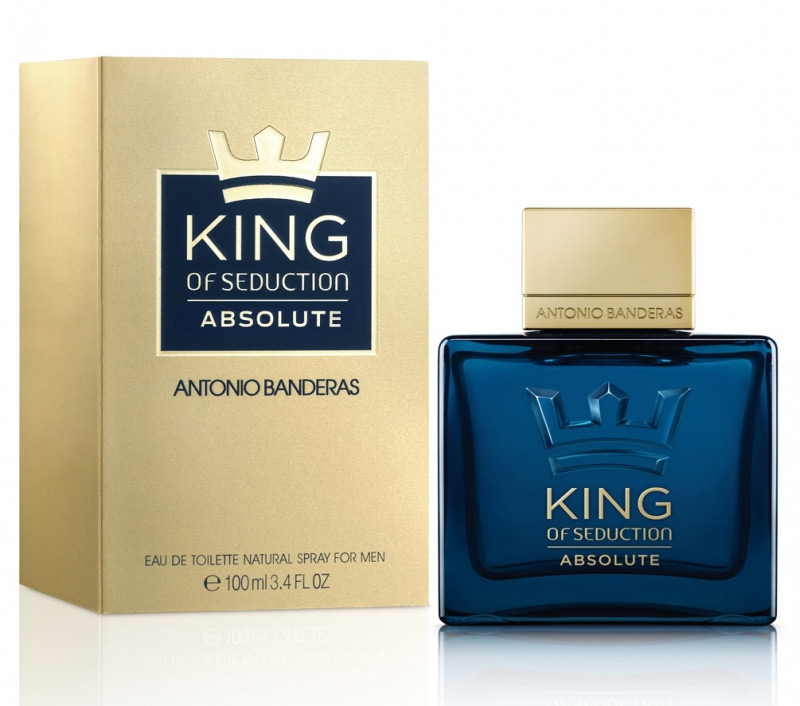 King Of Seduction Absolute Antonio Banderas Cologne A Fragrance