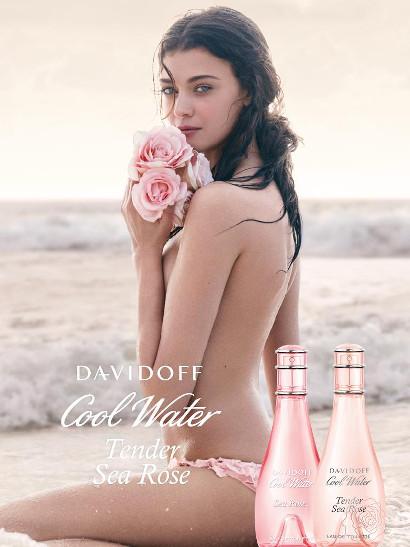 Cool Water Tender Sea Rose Davidoff parfem - parfem za žene 2015
