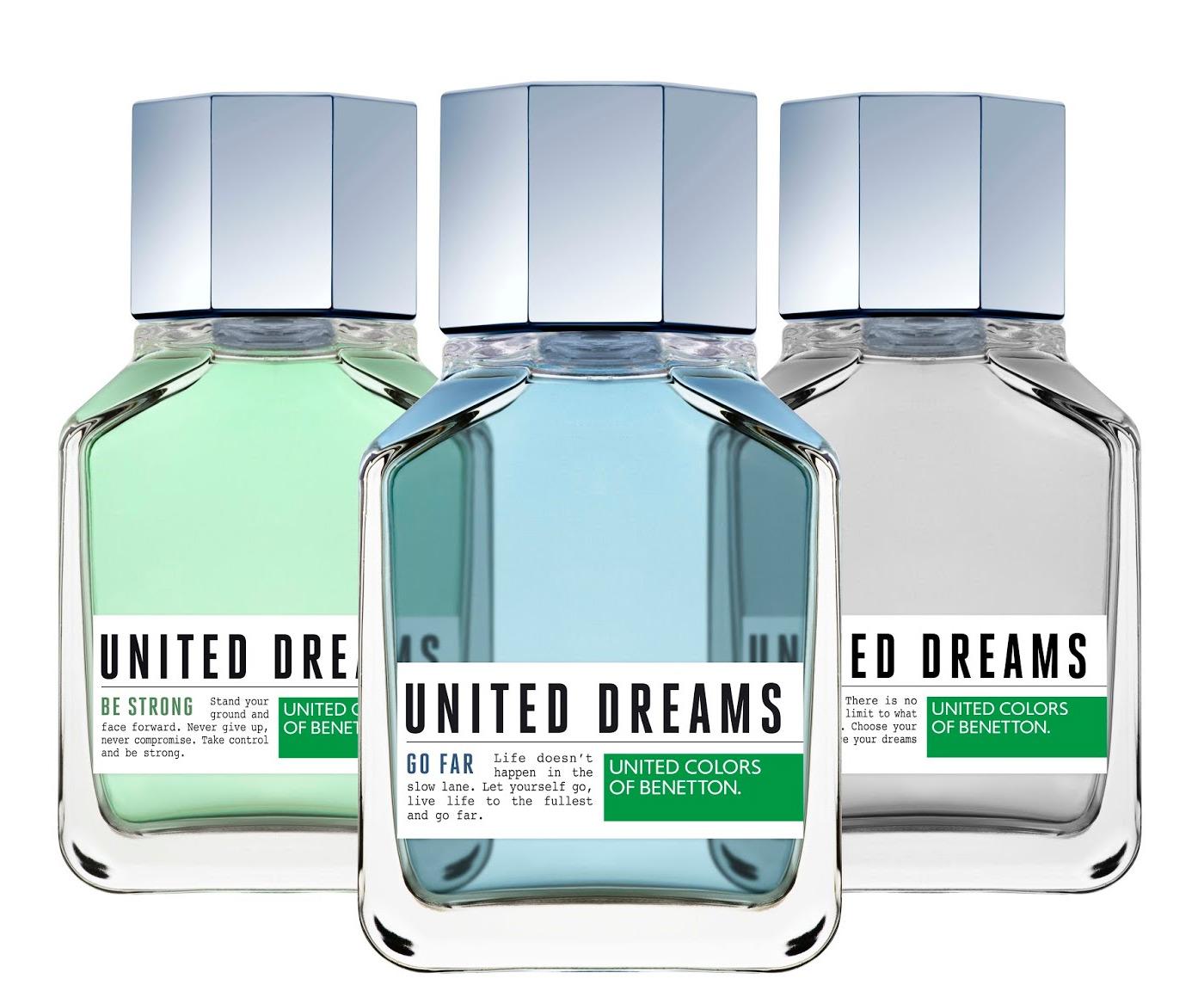 7d823b45bb United Dreams Men Go Far Benetton Kolonjska voda - parfem za ...