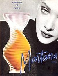 De Femme W9e2idhy Pour Peau Montana 1986 Un Parfum DIWE9H2eY