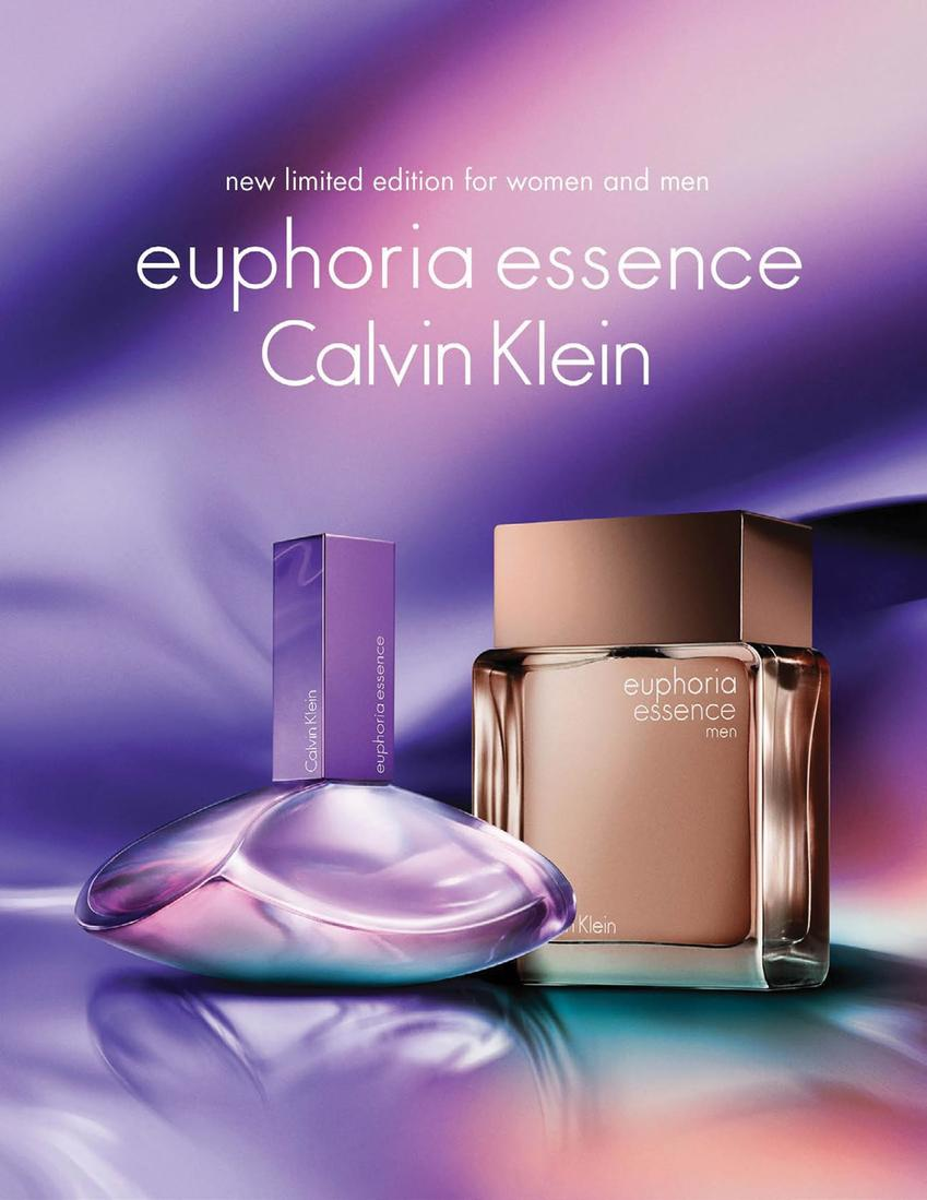 Euphoria Essence Calvin Klein Perfume A Fragrance For Women 2015