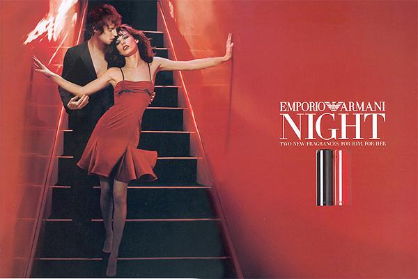 Night Un Armani Parfum Femme Giorgio Emporio Pour 2003 354RjLA