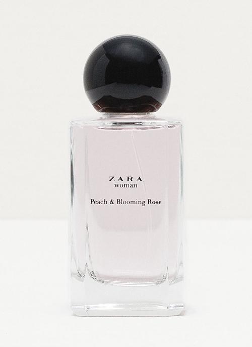 Zara Woman Peach Amp Blooming Rose Zara Perfume A Fragrance For