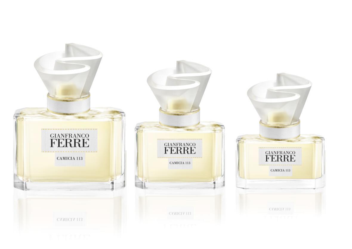 Camicia 113 Gianfranco Ferre parfum un parfum pour femme 2015